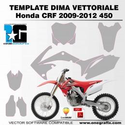 Honda CRF 450 2009-2012