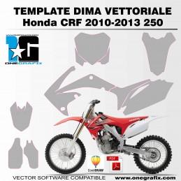 Honda CRF 250 2010-2013