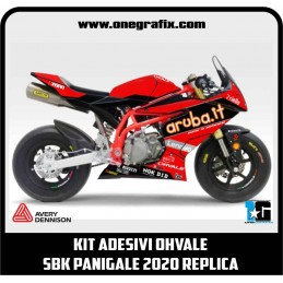 Kit OHVALE replica decals...