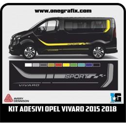 Side stripes for Opel...