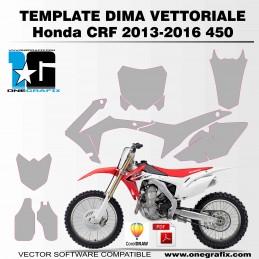 Honda CRF 450 2013-2016