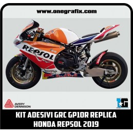 Kit GRC 2019 GP10 replica...