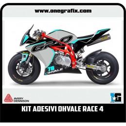 Kit adesivi OHVALE GP0 Race 4