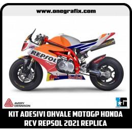 OHVALE replica MotoGP HONDA...