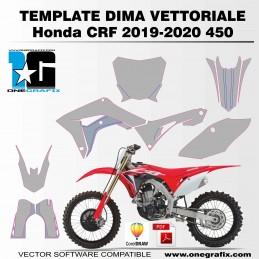 Honda CRF 450 2019-2020