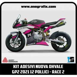 NEW OHVALE GP2 decal kit...