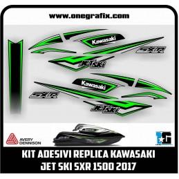 Jet Ski decal kit replica...