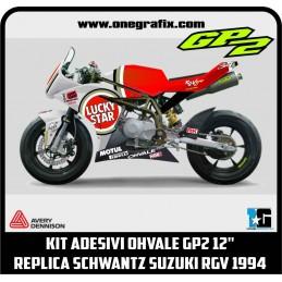 Kit adesivi OHVALE GP2...