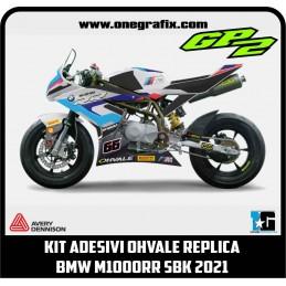 Kit OHVALE GP2 replica BMW...
