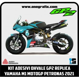 Decal kit OHVALE GP2...
