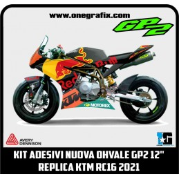 Kit OHVALE GP2 replica...