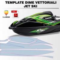 Jet Ski Templates