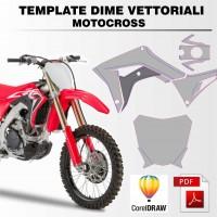 Motocross / Enduro templates